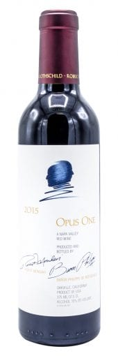 2015 Opus One Red 375ml