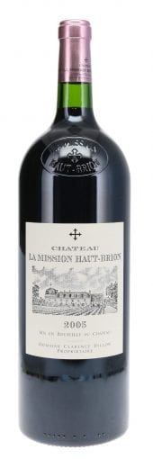 2005 Chateau La Mission Haut Brion 1.5L