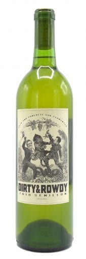 2018 Dirty & Rowdy Semillon 750ml