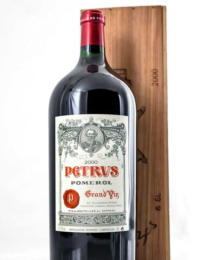 Lot 385: 1 Imperial 2000 Chateau Petrus in OWC